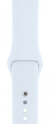 Apple Sky Blue Sport Band для Watch 42/44 mm (MRH72)