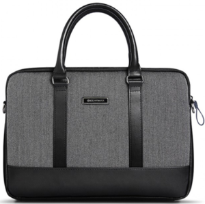 Сумка для MacBook 13'' WIWU London Slim Bag Black