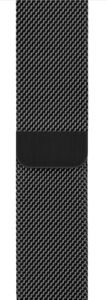 Ремешок Milanese Loop Black для Watch 42/44 mm