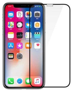 Защитное стекло 10D для iPhone X/Xs