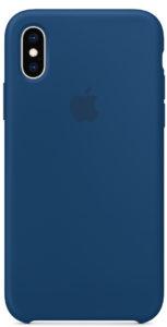 Чехол iPhone X/Xs Silicone Case - Blue Horizon