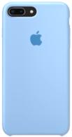 Чехол iPhone 7 Plus/8 Plus Silicone Case — Sky Blue (копия)