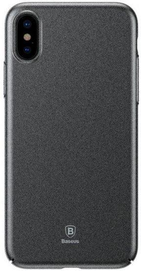 Чехол Baseus Meteorite for iPhone X/XS Gray