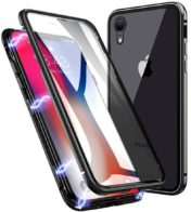 Чехол iPhone XR Magnetic crystal case 360