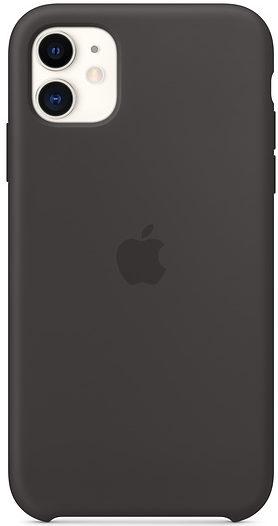 Чехол iPhone 11 Silicone Case - Black