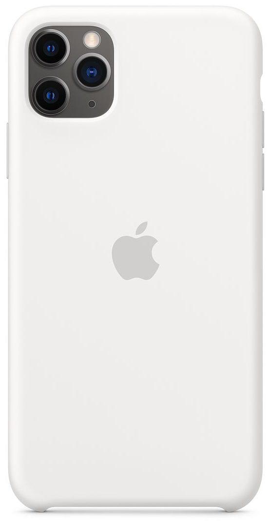 Чехол iPhone 11 Pro Max Silicone Case  White
