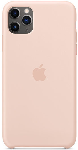 Чехол iPhone 11 Pro Silicone Case - Pink Sand