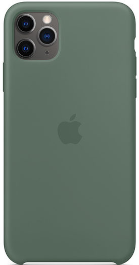 Чехол iPhone 11 Silicone Case - Pine Green (копия)