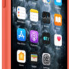 Чехол iPhone 11 Pro Max Silicone Case - Clementine (Orange) 10404
