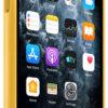 Чехол iPhone 11 Pro Leather Case - Meyer Lemon 10468