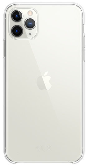 Чехол iPhone 11 Pro Max Clear Case