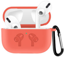 Чехол для AirPods Pro Red raspberry