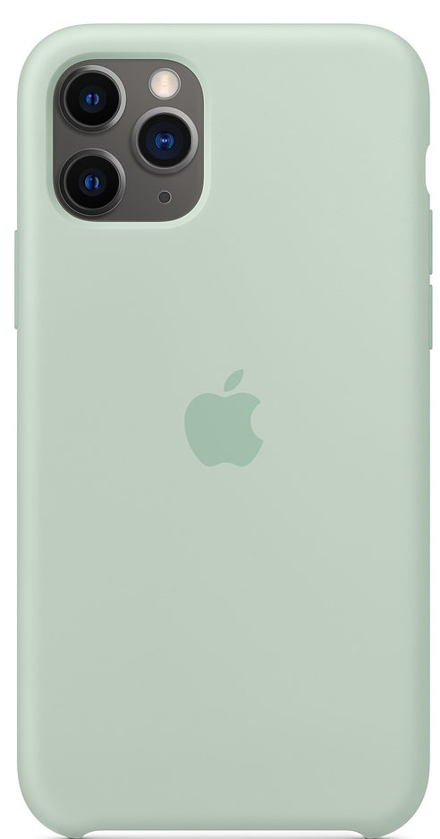 Чехол iPhone 11 Pro Silicone Case - Beryl