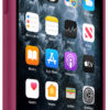 Чехол iPhone 11 Pro Max Silicone Case - Pomegranate 12385