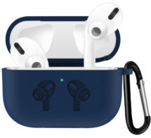 Чехол для AirPods Pro Midnight blue