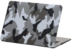 Накладка-чехол для MacBook Air 13″ (2016-2017) Picture military