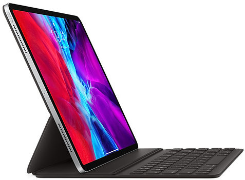 Клавиатура Smart Keyboard Folio для iPad Pro 12,9 дюйма (2020)