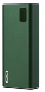 Внешний аккумулятор Power Bank Remax Mini Pro RPP-155 10000 mAh Green