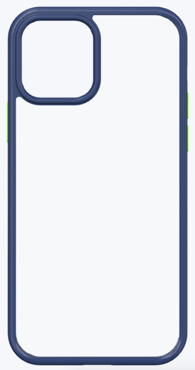 Чехол iPhone 12/12 Pro Rock Guard Series - Зеленый