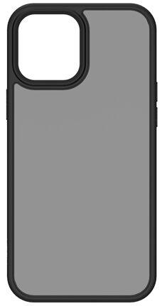 Чехол iPhone 12/12 Pro Rock Guard Series matte - Черный
