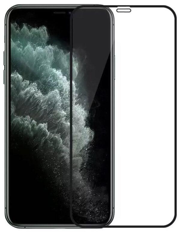 Стекло защитное iPhone 12/12 Pro (6.1) Full-Coverage 9H Tempered Glass