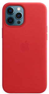 Чехол iPhone 12/12 Pro Silicon Case with MagSafe - (PRODUCT) Red