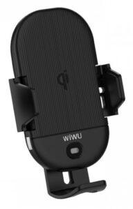 Автомобильный держатель с беспроводной зарядкой Wiwu CH-302 10W
