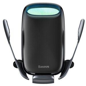 Автомобильный держатель с беспроводной зарядкой Baseus Milky Way Wireless 15W