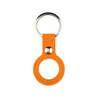 Брелок-петля Apple Key Ring Silicone - Оранжевый