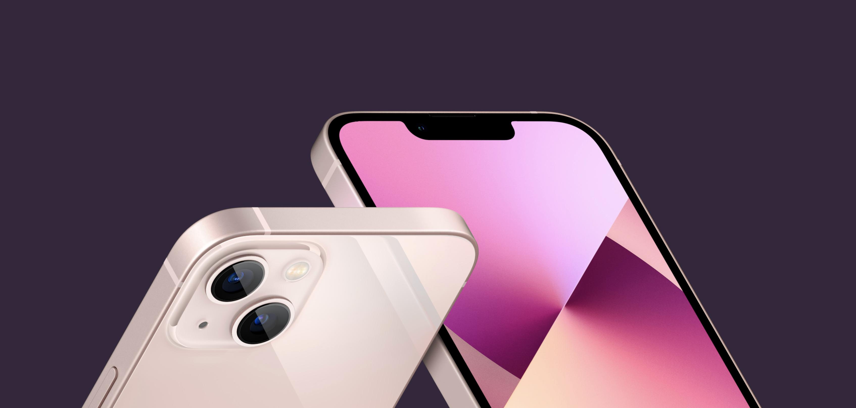 Что выбрать iPhone 12 или iPhone 13