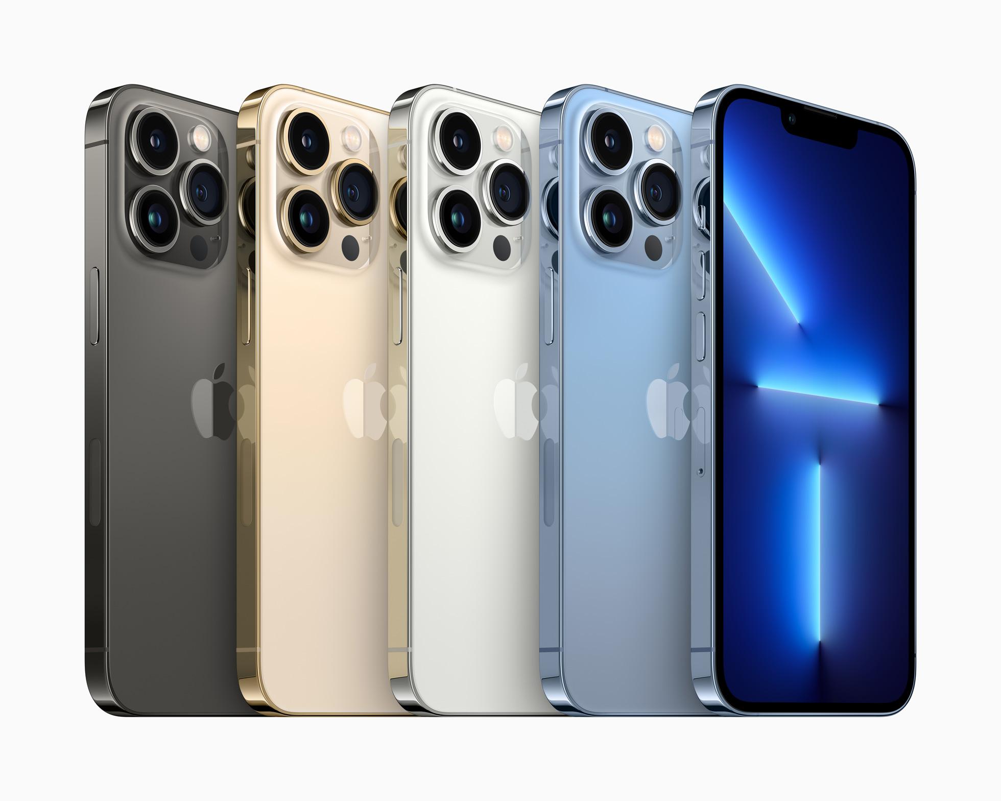 Что выбрать iPhone 13 или iPhone 13 Pro